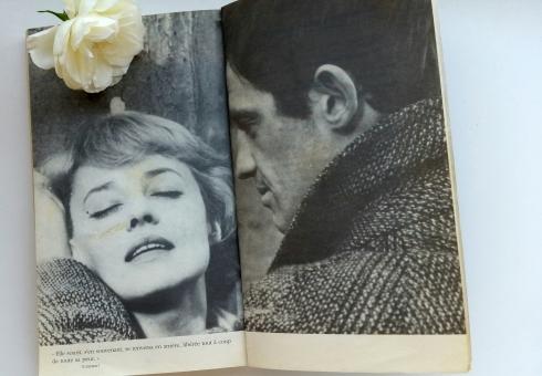 """""""poeticadelleregole- jeanne Moreau - Jean Paul Belmondo"""""""