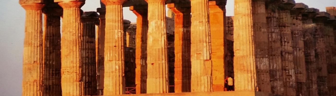 poetcadelle regole templio di selinunte