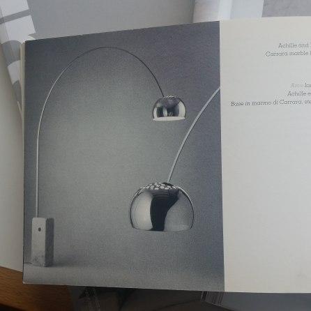 lampada Arco a. e P.G. Castiglioni