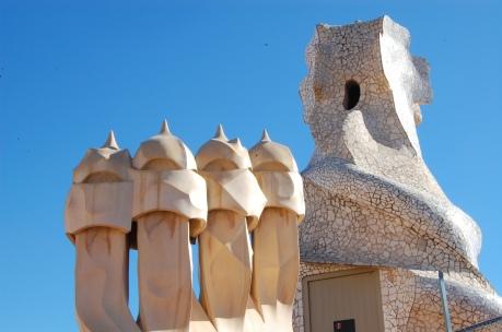 cimignoli - Pedrera - A. Gaudì