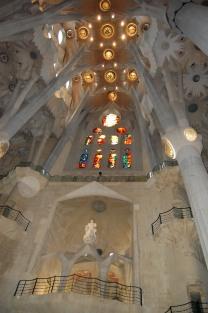 Sagrada familia - A. Gaudì