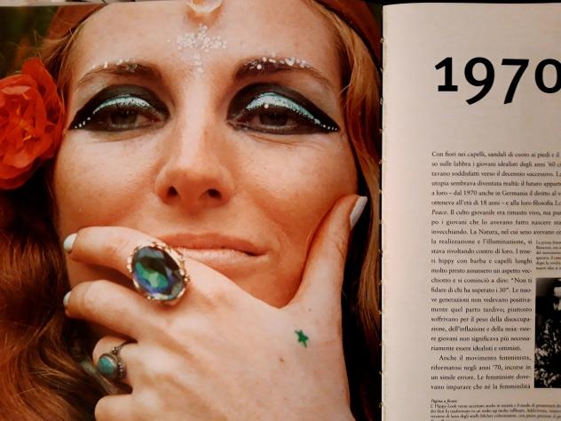 1970 - moda - il secolo e gli stili