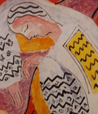 Il sogno - Matisse 1940